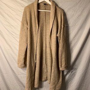 Sweaters - Long Sweater w Pockets